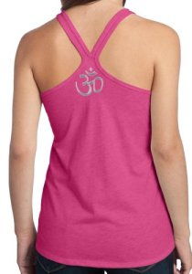 Yoga-Clothing-For-You-Ladies-AUM-Symbol-T-back-Tank-Top-0