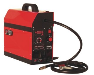 Fema-Synergic-Trade-140-Portable-115v-Automatic-Dual-Purpose-MiG-Welder-0