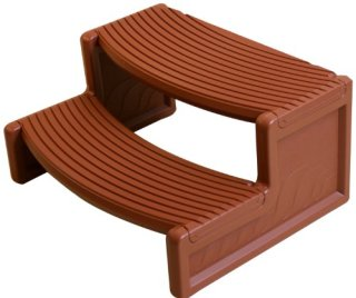 Handi-Step-Spa-Step-Redwood-Color-0