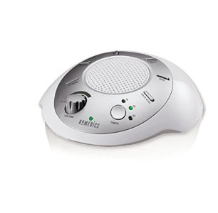 HoMedics-SS-2000GF-AMZ-Sound-Spa-Relaxation-Machine-with-6-Nature-Sounds-Silver-0