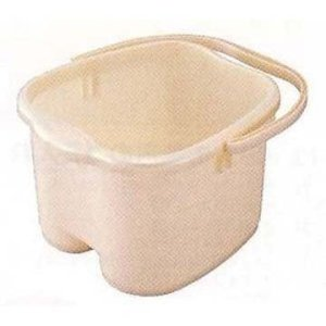Inomata-Pearl-Foot-Detox-Massage-Spa-Bucket-White-0