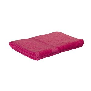 Terry-Cotton-Beach-Towels-Hot-Pink-35-x-65-1.58-Lb-Each-0