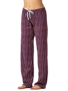 bgreen-Womens-Organic-Brooke-Lounge-Pants-Bordeaux-M-0